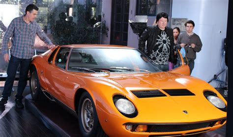We Talked With Adam Carolla On His Lamborghini Collection ...