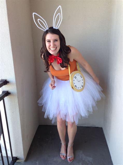 diy costume alice in wonderland rabbit diy costume bunny baubles