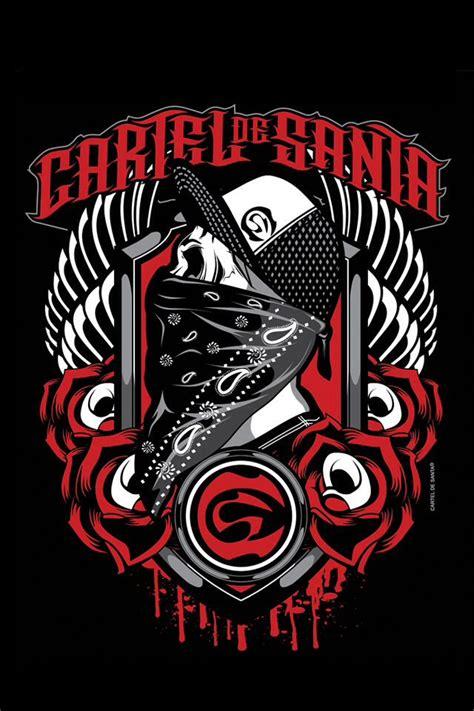 Cartel Cartel de santa logo