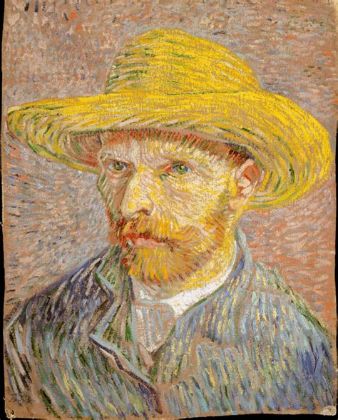 The Mets Van Gogh Paintings Are Usually Off Touring The