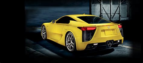 You Can Still Buy A Brand New Lexus Lfa
