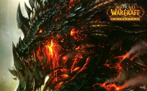 Deathwing Animated Wallpaper - deathwing wow wallpaper www pixshark images