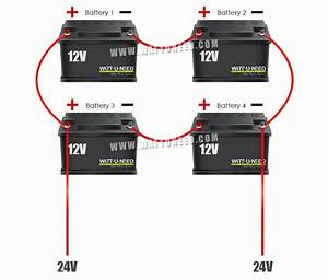48 Volt Wiring Diagram 48 Volt Battery Wiring Diagram