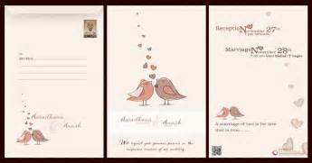 bridesmaid card creative wedding card