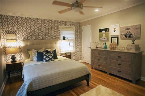 center window ideas bedroom contemporary  bold