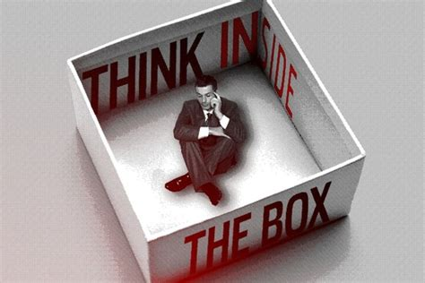 Think Inside The Box by Think Inside The Box Wsj