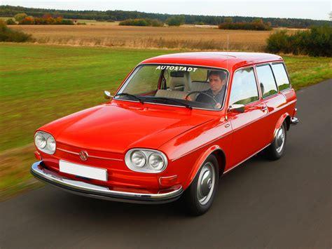 Volkswagen Type 4 I (411) 1968