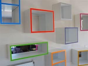 Caisson Bibliotheque Modulable : mobilier sur mesure ~ Edinachiropracticcenter.com Idées de Décoration