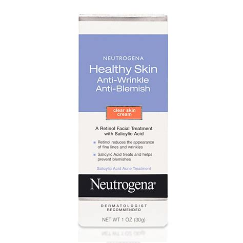 Amazon.com : Neutrogena Healthy Skin Anti-Wrinkle Anti