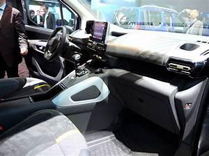 Peugeot Rifter Interieur : a gen ve peugeot sort les griffes et en impose avec son ~ Dallasstarsshop.com Idées de Décoration