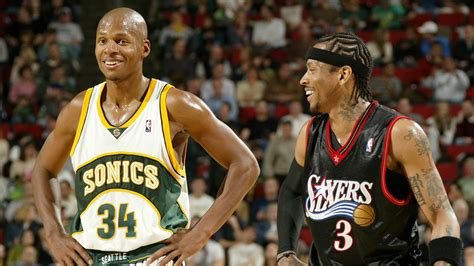 Ray Allen Wants To Bring Back The Seattle Supersonics