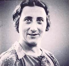 Anne Frank Tribute Site - Edith Frank