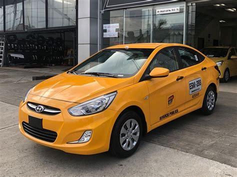 Hyundai I25 Taxi 2019 1600 Cc 0 Kms  $ 127000000 En
