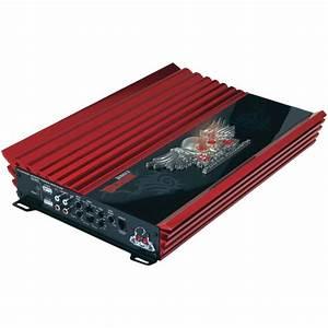 Power Acoustik D1-2000d