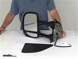 K-source Custom Extendable Towing Mirror