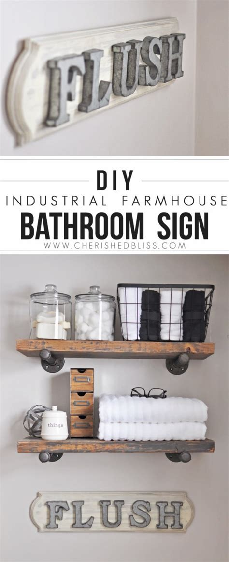 wall decorating ideas for bathrooms 31 brilliant diy decor ideas for your bathroom diy