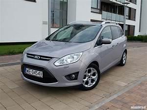 Entretien Ford C Max 1 6 Tdci 115 : ford grand c max 1 6 tdci 115 km trend ~ Gottalentnigeria.com Avis de Voitures