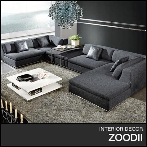 sofá em u corner sofa designs pictures interior design ideas