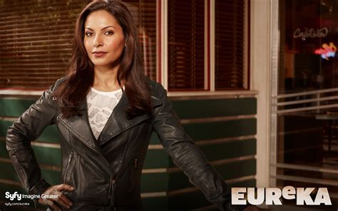 eureka posters tv series posters  cast