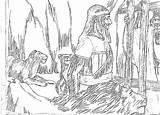 Coloring Daniel Den Lion Lions Comments sketch template