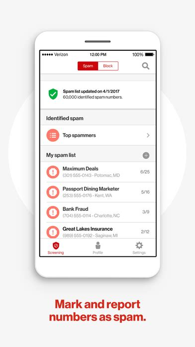 verizon caller name id app android apk