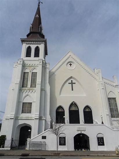 Charleston Churches Cemeteries Lovelace Steve