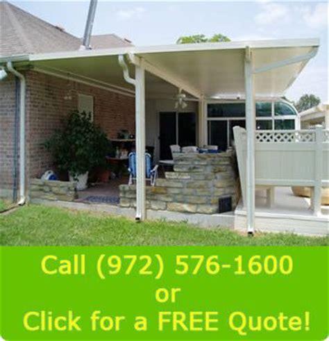 patio covers dallas we install aluminum patio