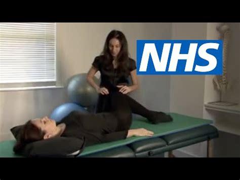 exercises  sciatica piriformis syndrome youtube
