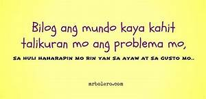 positive quotes about life tagalog | quotes Board | Pinterest