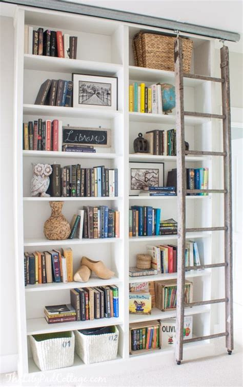 ikea library ladder billy bookcase hack with library ladder ikea billy ladder and ikea billy bookcase
