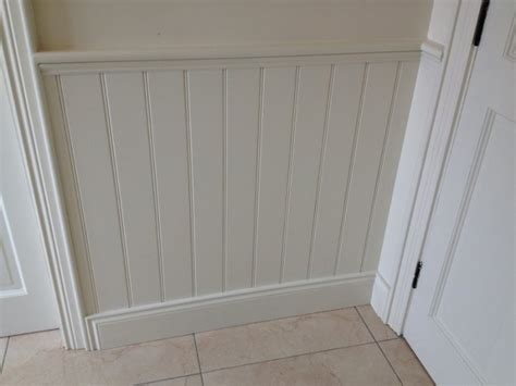 Wainscoting Kits Ireland - wall panelling and beadboard wainscoting tradesmen