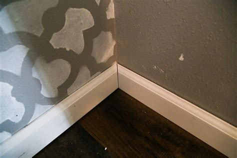 how to install baseboards a diy tutorial renovations