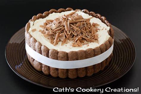 cuisine russe dessert chocolate russe daring bakers challenge cath