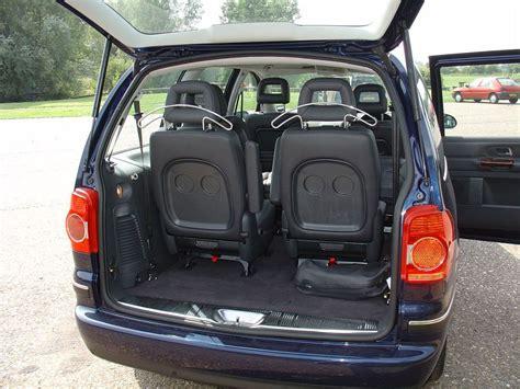renault scenic 2005 7 seater volkswagen sharan estate 2000 2010 features equipment
