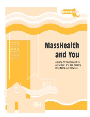 printable masshealth health coverage mailfax cover