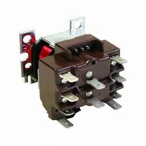 Honeywell R8222d1014 12 Va General Purpose Switching Relay