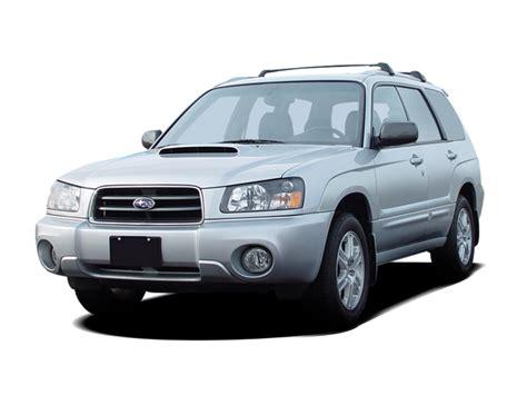 2004 Subaru Forester 2.5 Xt