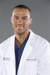 Jesse Williams as Jackson Avery - Season 10 cast photos ...
