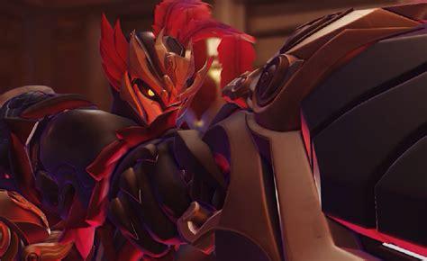 reapers   warrior skin lue bue  overwatchs