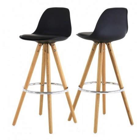 chaise de plan de travail tabouret de bar hauteur plan de travail hanni hauteur 65