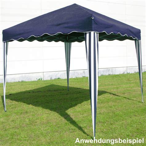 pavillon 3x3 faltbar faltpavillon 3x3m blau pavillon faltbar partyzelt pavillion gartenzelt festzelt ebay
