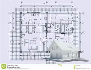 Haus Zeichnen 3d : zeichnen mit haus 3d lizenzfreies stockbild bild 14911506 ~ Watch28wear.com Haus und Dekorationen