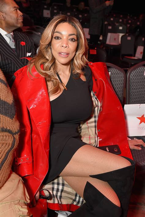 Depressed & Lonely, Wendy Williams Cancels Valentine's Day