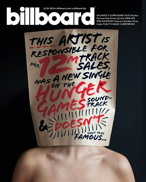My Anti-Fame Manifesto (By Sia Furler) | Billboard