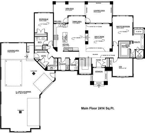 custom home builders floor plans unique ranch house plans stellar homes custom home