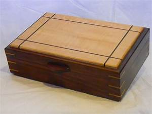 Handmade Jewelry Box - 11-12 by 3gwoodworking CustomMade com