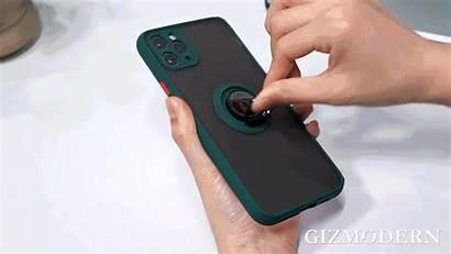 Phone Grip Ring Slim Xr Matte Impact