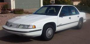 1993 White Chevy Lumina For Sale In Phoenix  Arizona