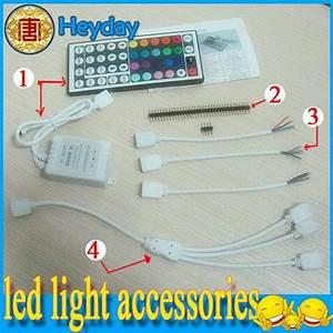 4 Pin Led Strip Light Wiring Diagram