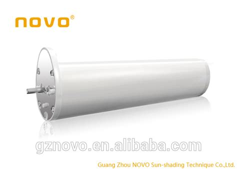 novo dc and ac electric motor to open windows for curtain